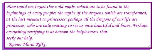 rilke-dragons